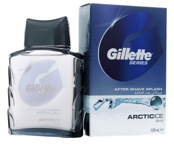 Gillette Voda po holení Series Arctic Ice 100 ml