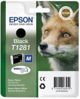Epson T1281, černá