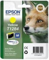 Epson T1284, žlutá