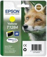 Epson T1284, žlutá (C13T12844010)