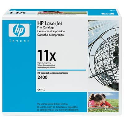 HP toner černý (Q6511X)