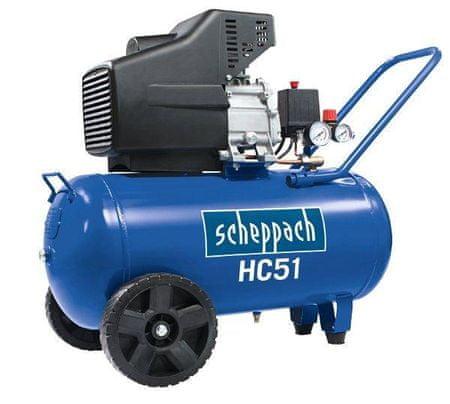 Scheppach HC 51 (olejový kompresor)