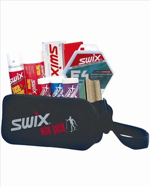 Swix P0035 Sada vosků velká v ledvince