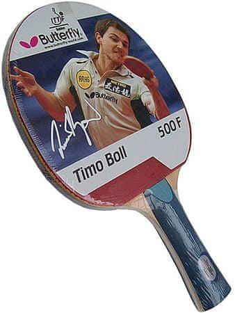 Butterfly rakietka do tenisa stołowego Timo Boll 500