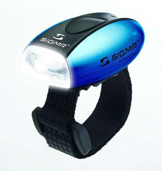 Sigma Micro přední blue