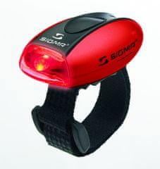 Sigma Lampka rowerowa Micro Tylna - Czerwona