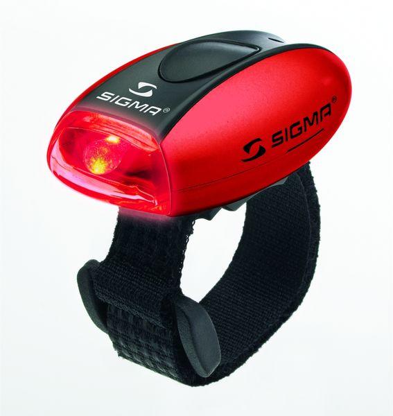 Sigma Micro zadní red