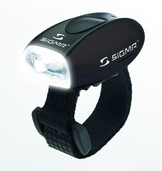 Sigma Micro přední black