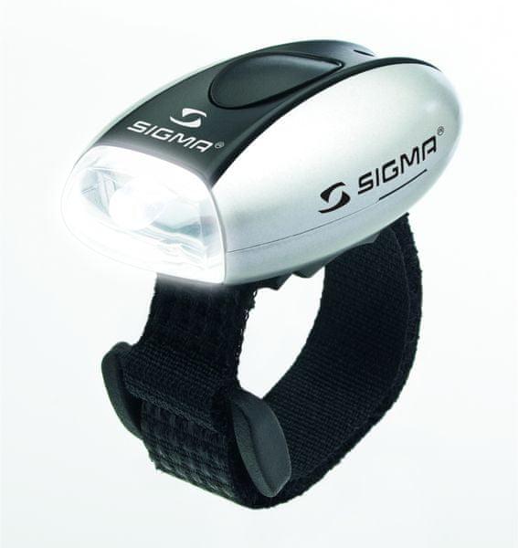 Sigma Micro přední silver