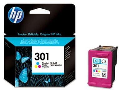 HP náplň č.301 - Barevná (CH562EE)