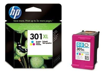 HP náplň č.301XL - Barevná (CH564EE)