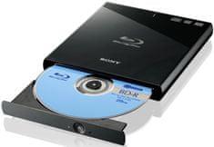 Sony Blu-ray BDX-S500U slim, externí - retail
