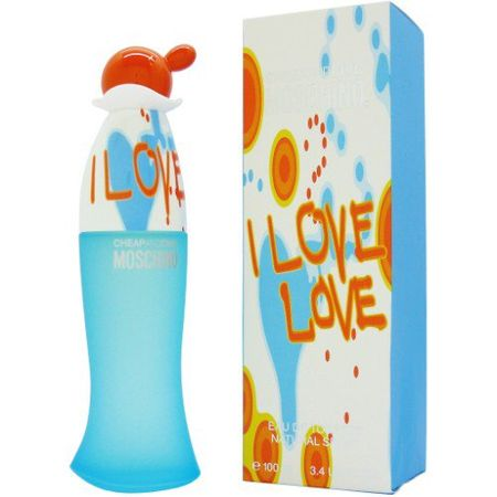 Moschino toaletna voda I Love Love, 50 ml
