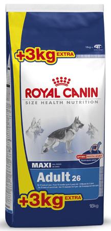 royal canin maxi adult 15 3 kg mall cz. Black Bedroom Furniture Sets. Home Design Ideas