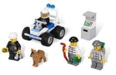 LEGO CITY 7279 Kolekcja minifigurek policyjnych