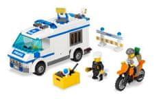 LEGO CITY konwój policyjny 7286