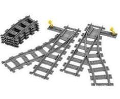 LEGO® City 7895 Zwrotnica Kolejowa