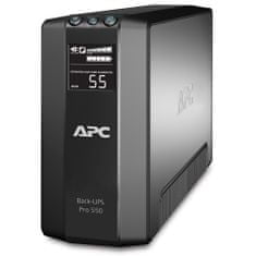 APC UPS brezprekinitveno napajanje Back-UPS Pro BR550GI 550VA 330W 6xIEC