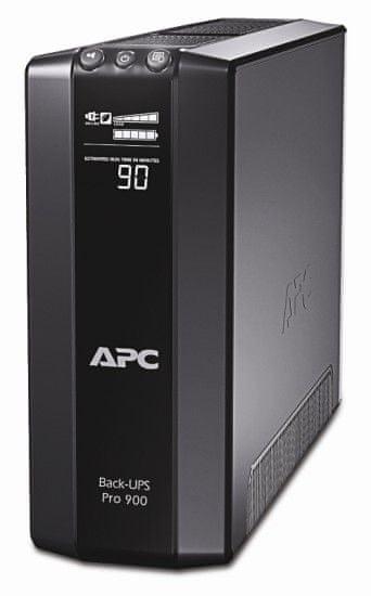APC Back-UPS Pro 900VA (540W), české zásuvky
