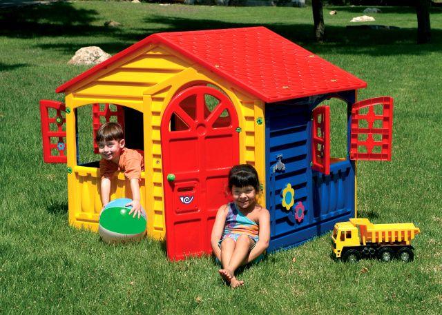 Marian Plast Domeček Happy House - II. jakost