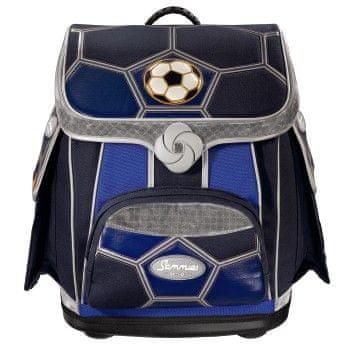 2aefcc27f50 Hama Sammies Premium Školní batoh - set FOTBAL zapínání turn n pull