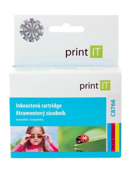Print IT C8766, č.343, barevná (PI-40)