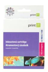 Print IT LC-980/LC 1100, purpurová