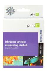 Print IT LC-980/LC 1100, černá