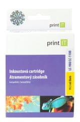 Print IT LC-980/LC 1100, žlutá