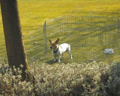 Savic ohrádka Dog Park vel. 1