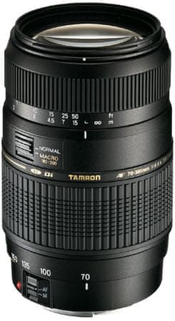 Tamron 70-300 mm AF f/4-5.6 Di LD Macro 1:2 NIKON (5 let záruka)
