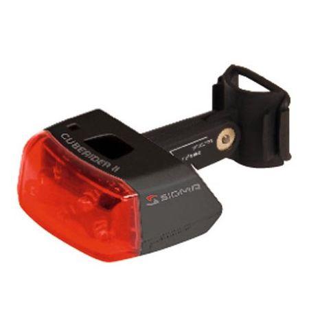 Sigma Svetilka Cuberider II, zadnja