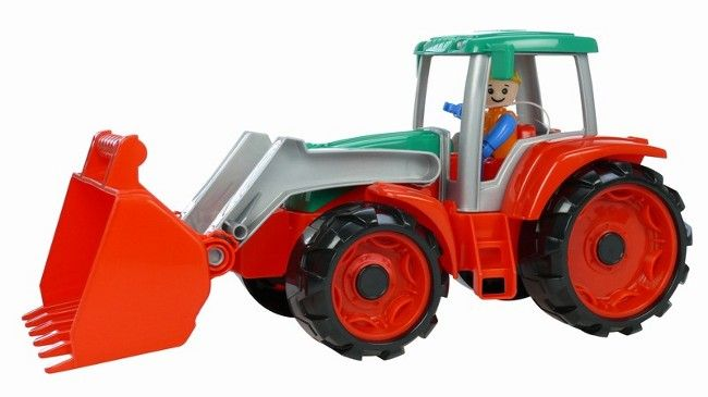 Lena Auta Truxx traktor v krabici