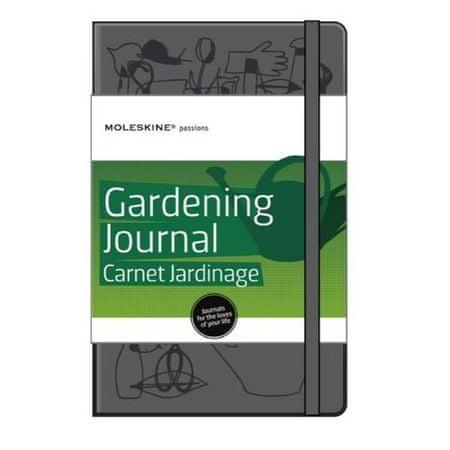 Moleskine dnevnik Passion Gardening