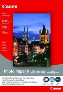 Canon foto papir SG-201, 10 x 15 cm, 50 komada