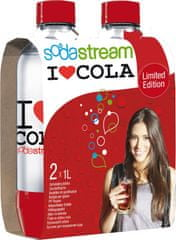 Sodastream PET Láhev Red Cola Duo Pack