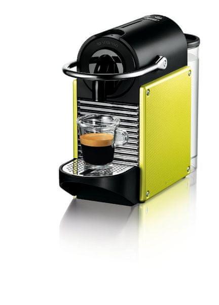 Nespresso DeLonghi Pixie EN125.L + voucher na kávu ZDARMA!