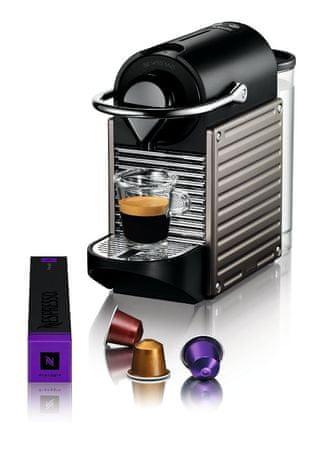 Nespresso Krups Pixie XN3005 + Voucher na kapsle ZDARMA!