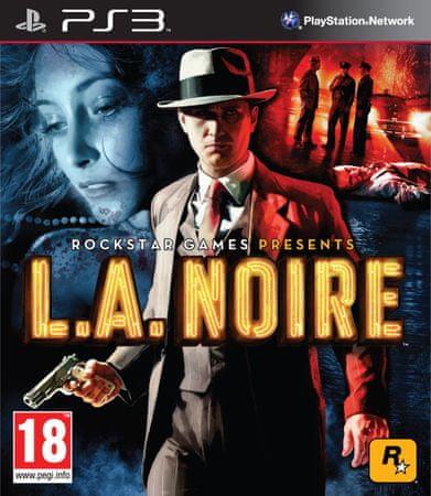 Rockstar Games L.A. Noire (PS3)