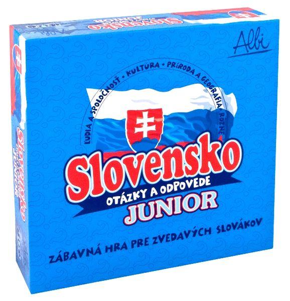 Albi Slovensko JUNIOR