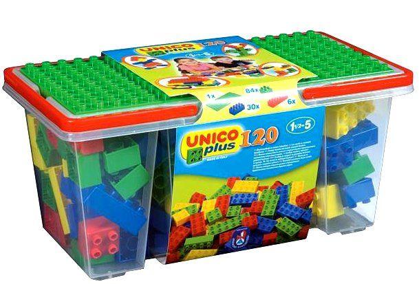 Unico Box s kostičkami 120 ks