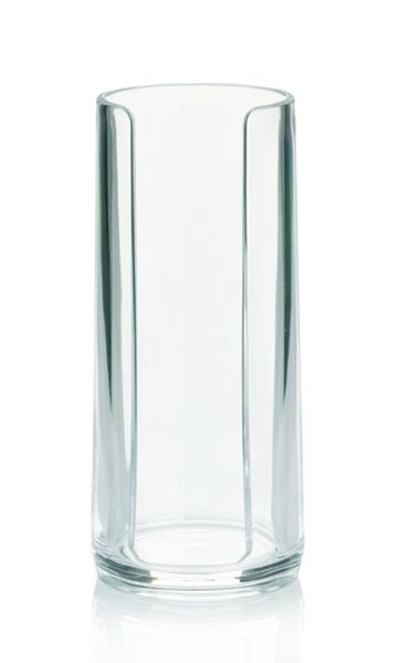 Kela Zásobník na vatové tampony CLEAR (KL-18488)
