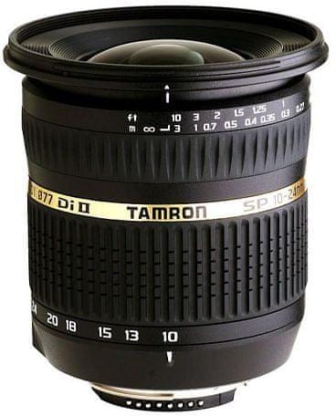 Tamron 10-24 mm f3,5-4,5 AF SP Di-II LD ASP Pentax (5 let záruka)