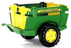 Rolly Toys Przyczepa John Deere