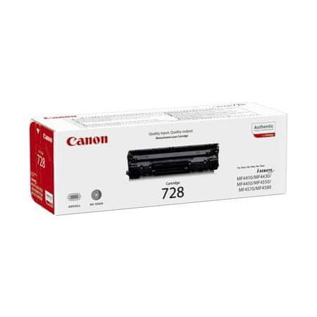 Canon CRG-728, čierny