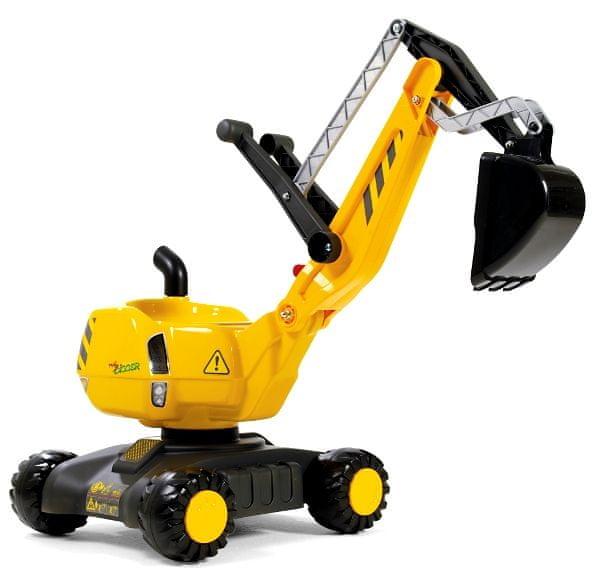 Rolly Toys Rolly Digger žlutý