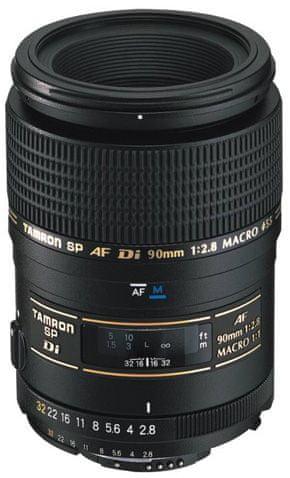 Tamron 90 mm f/2,8 AF SP Di 1:1 Nikon (5 let záruka)