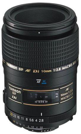 Tamron 90 mm f/2,8 AF SP Di 1:1 Nikon