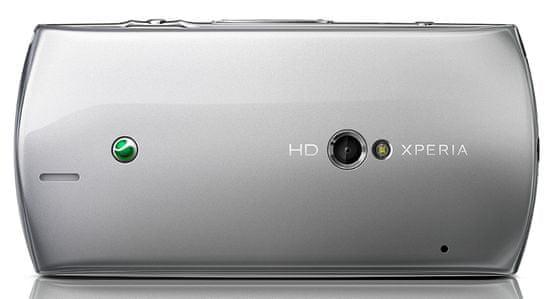Sony Ericsson MT11 Xperia Neo V Silver