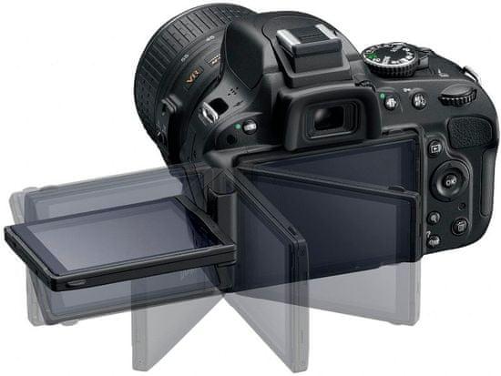 Nikon D5100 + 18-55 AF-S DX VR + 55-200 AF-S VR
